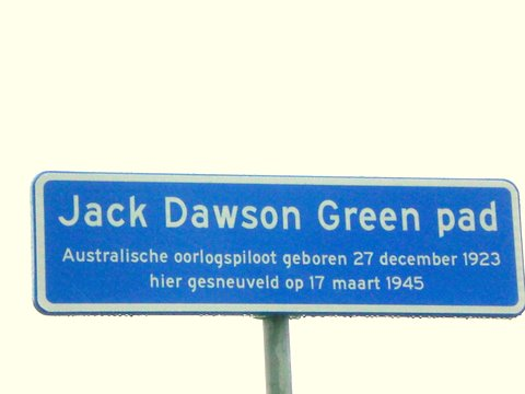 Jack Dawson Green Pad