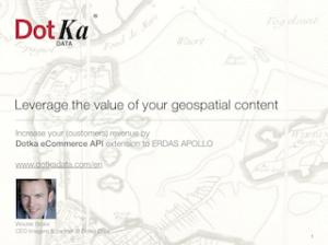 Presentation on Dotka eCommerce API