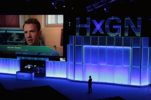 Dotka Data features in Geospatial Keynote at HxGN Live 2014