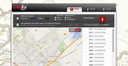 Luchtfoto en kaart materiaal geautomatiseerd in een pdf rapport