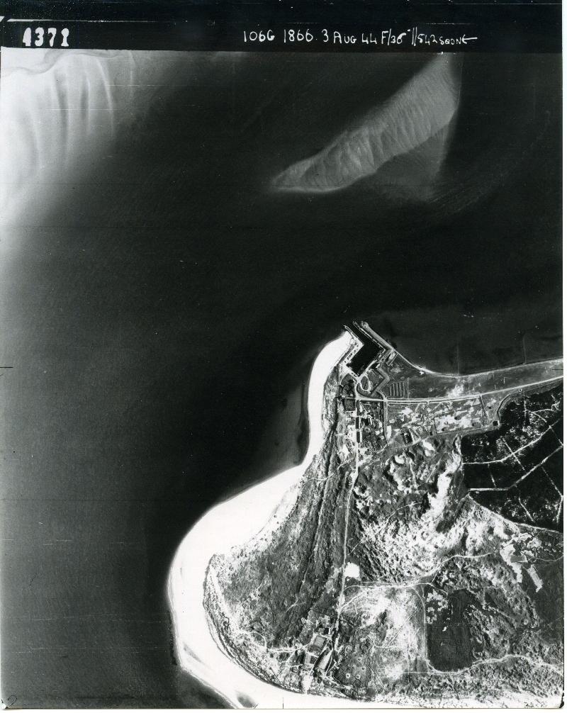 Luchtfoto 03 augustus 1944