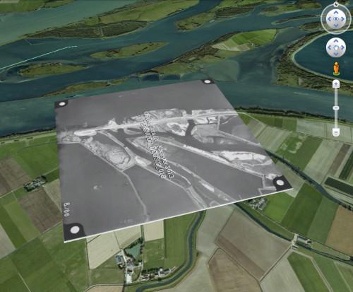Dotka Original KML Google Zeeland