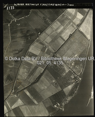 © Dotka Data. Bron: Bilbliotheek Wageningen UR