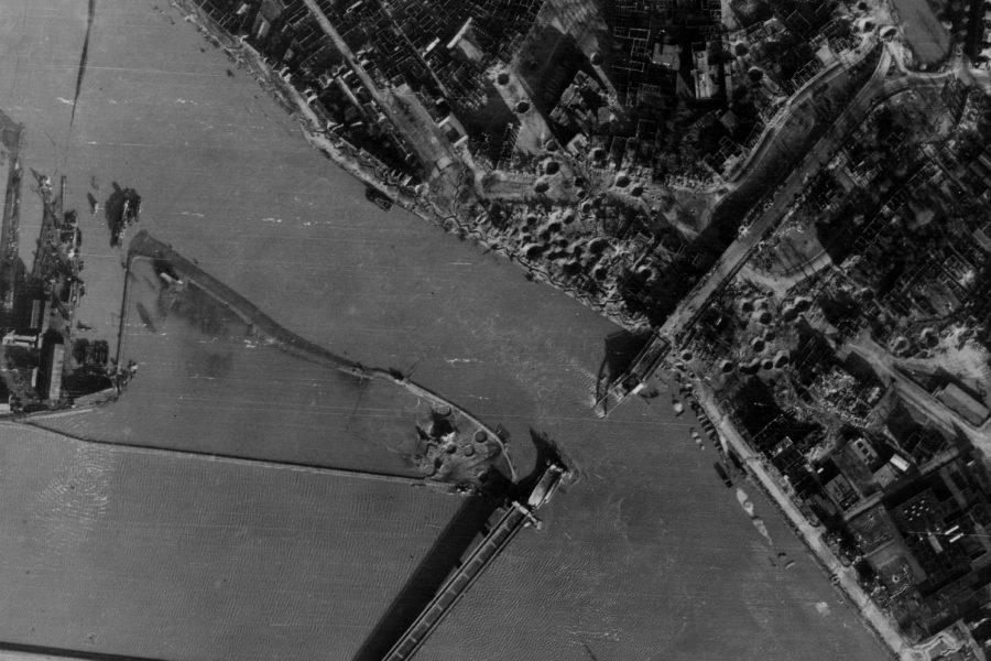 WO2 luchtfotografie