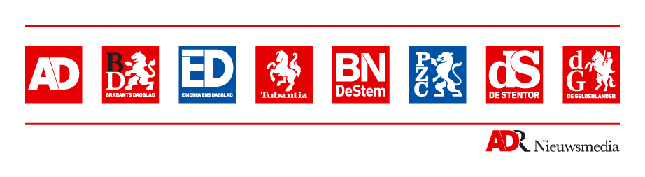 Persgroep logo familie