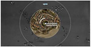 Dotka Data luchtfoto 1953 Dreischor- Onzichtbaar Nederland VPRO