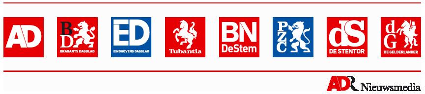 AD Tubantia De Stentor De Gelderlander Eindhovens Dagblad Brabants Dagblad BN De Stem PZC